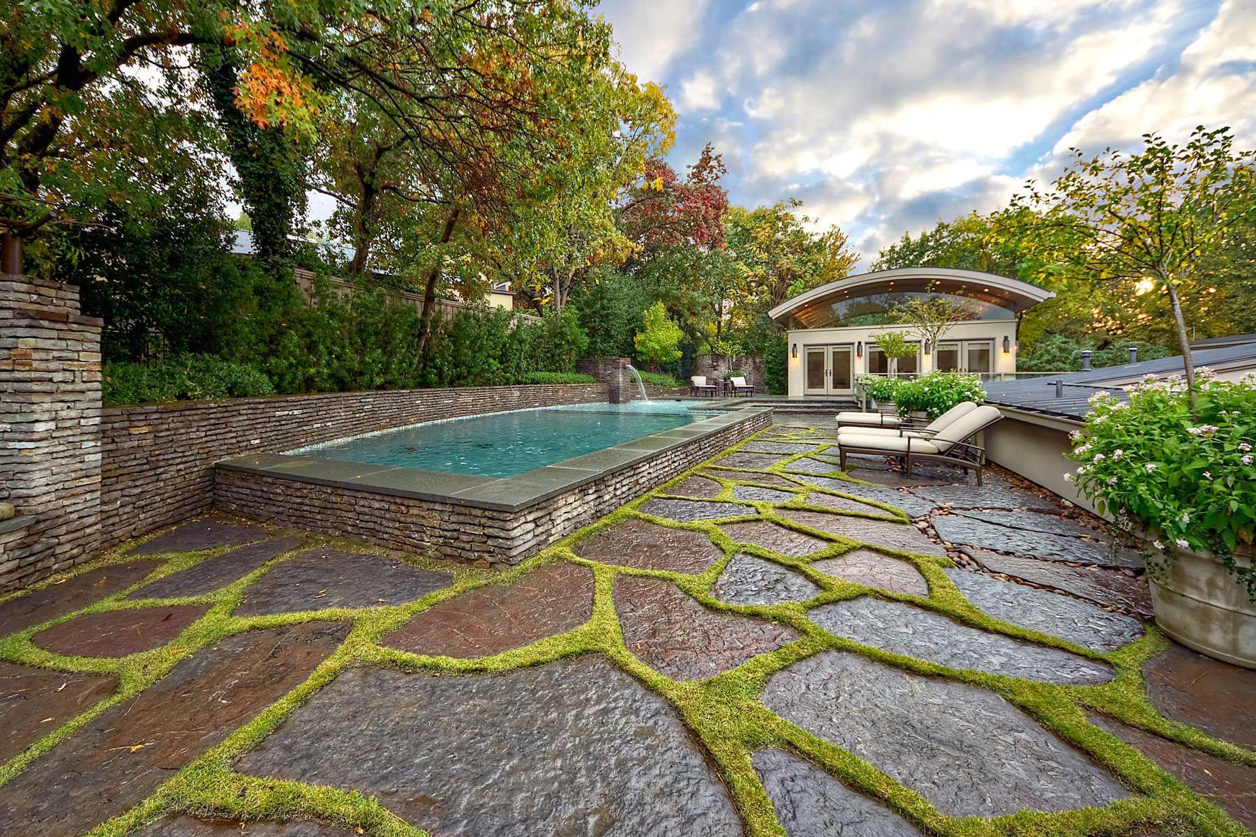 Tips for choosing professional landscape architects dwell for Landscape design photos