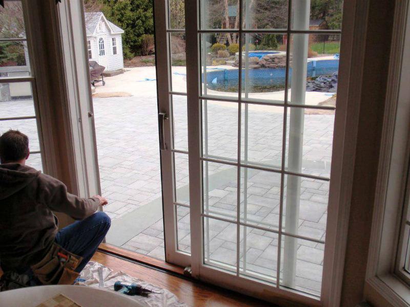 Patio Door Glass Replacement Phoenix Sliding Glass Door Repair