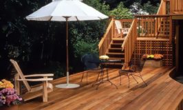 What Exactly Is Wood Decking And How Can It Improve The Looks And Feel Of My Home?